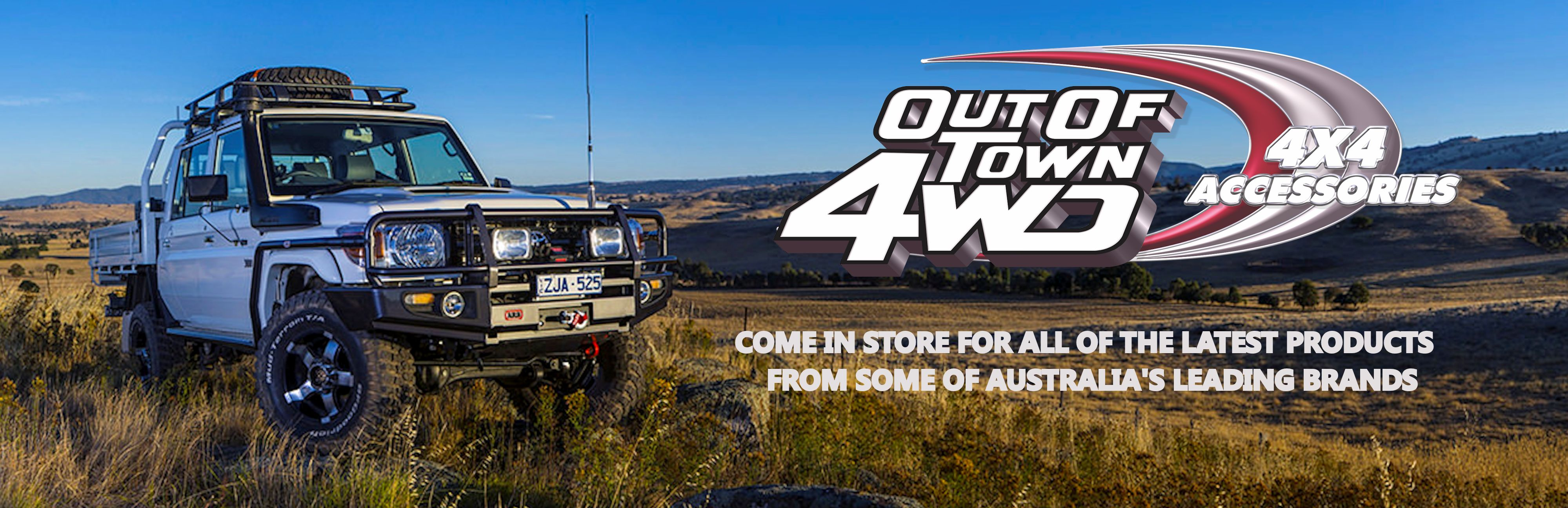 OOT4WD Products